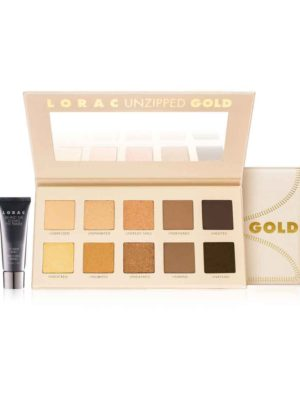 Unzipped Gold Eyeshadow Palette