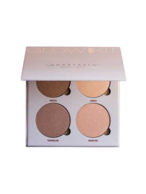 Glow Kit Metallic Powder Highlighter Sun Dipped