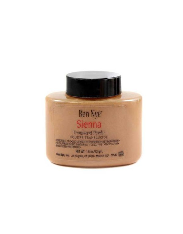 ben nye sienna translucent powder