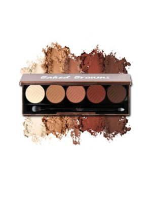Dose of Colors Baked Brown Eyeshadow