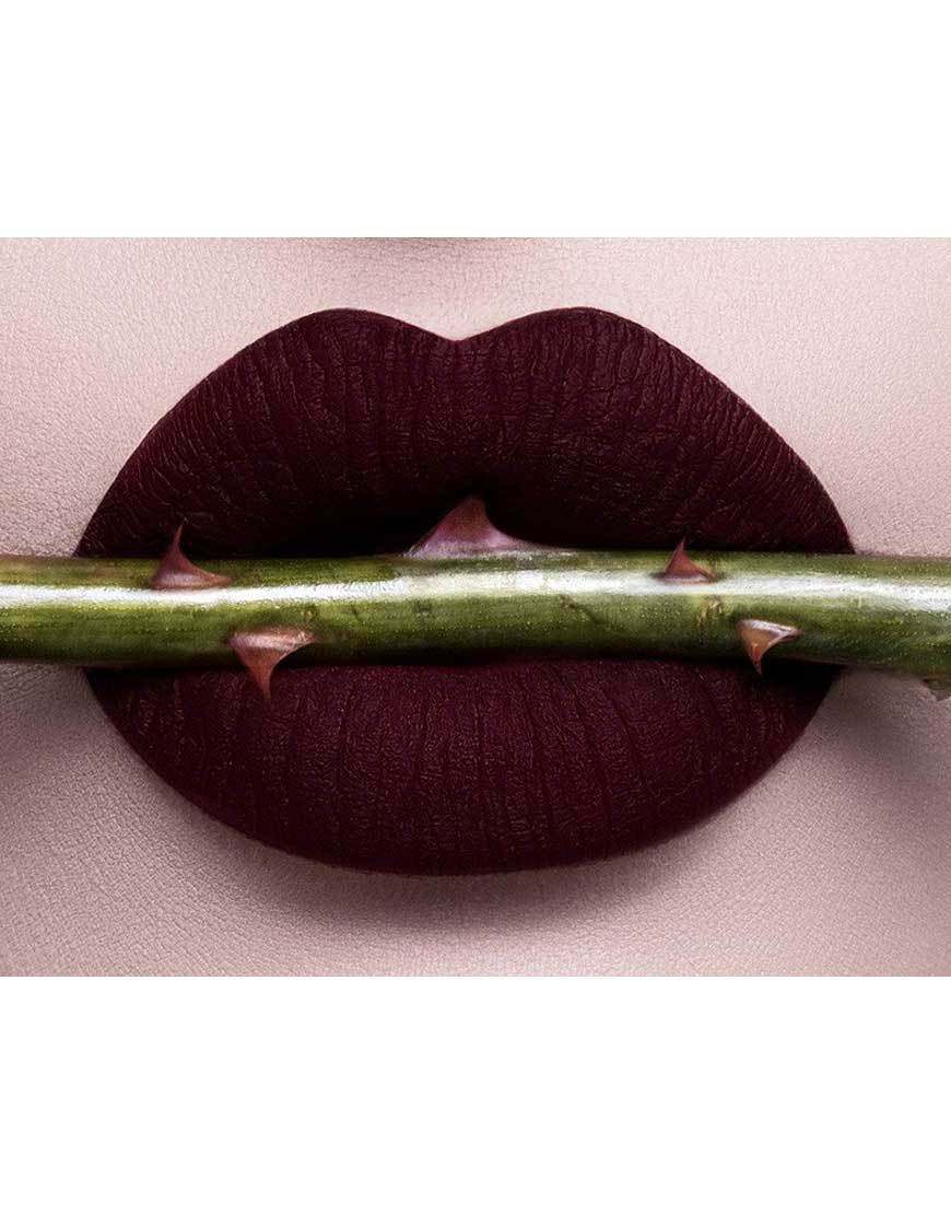 a9309491980 Dose of Colors Black Rose – Limited Edition Matte Lipstick ...