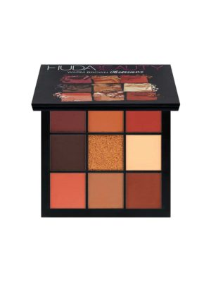 Obsessions Palette Warm Brown - Huda Beauty