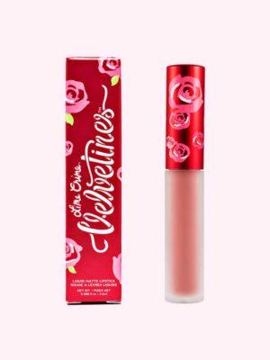 Velvelines Liquid Matte Lipstick bleached