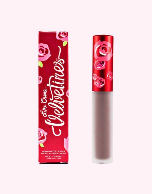 Velvelines Liquid Matte Lipstick Cashmere