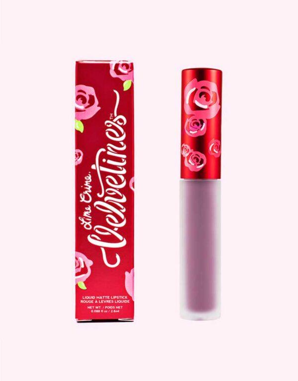 Velvelines Liquid Matte Lipstick Faded