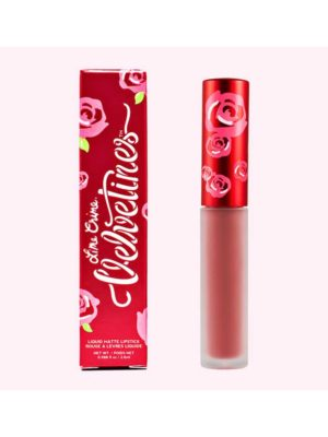 Velvelines Liquid Matte Lipstick Riot