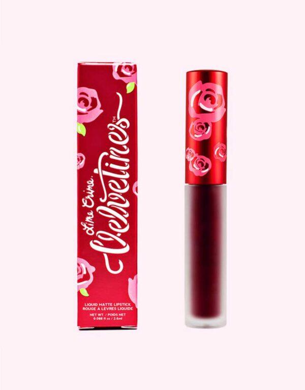 Velvelines Liquid Matte Lipstick Wicked